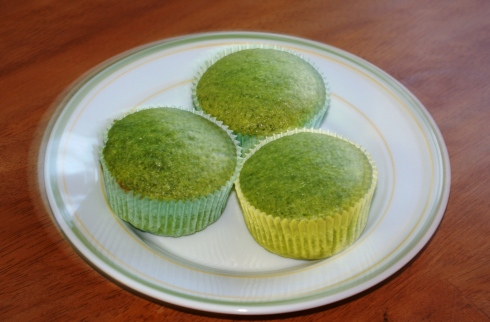 Spinach Cakes