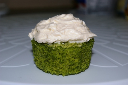 Spinach Cupcake!