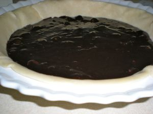 Brownie Layer
