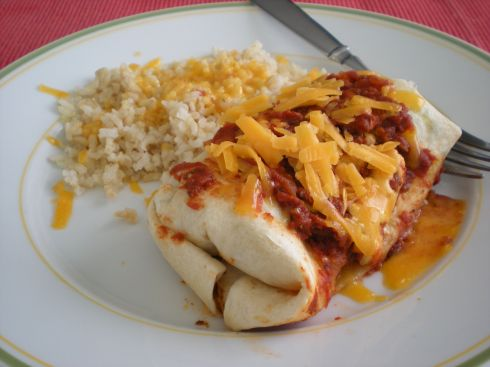 Enchilada Dinner