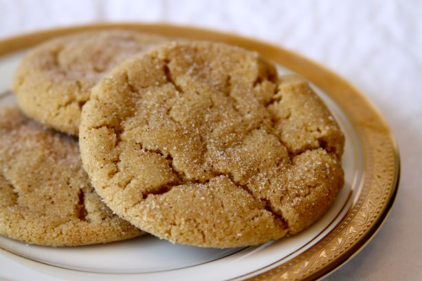 Chinese Chai Cookies