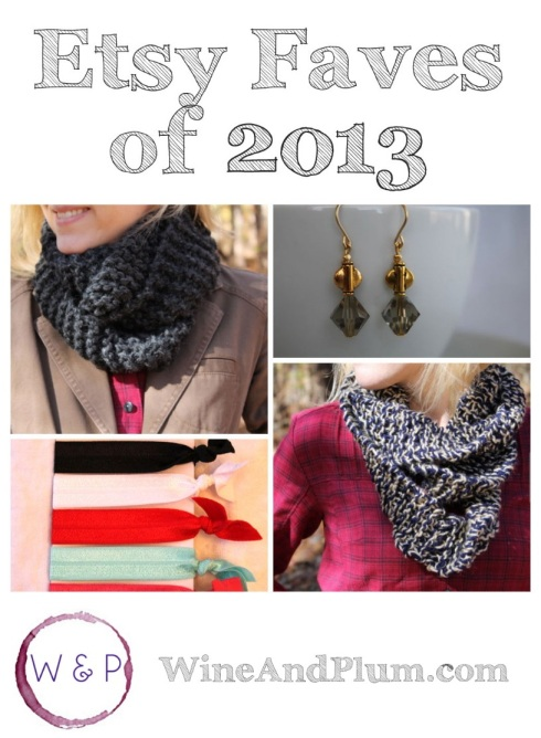 Etsy Faves of 2013
