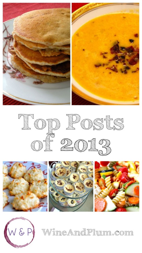 Wine & Plum's Top Posts of 2013