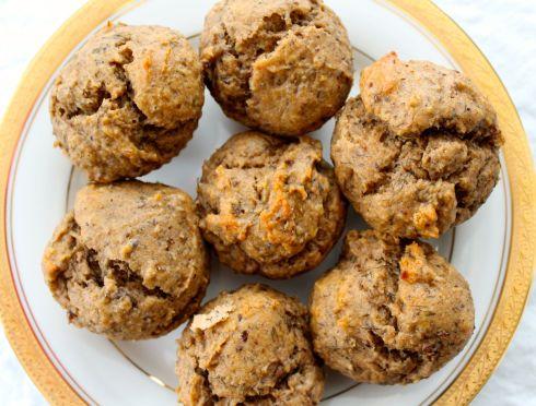Banana Bread Muffins