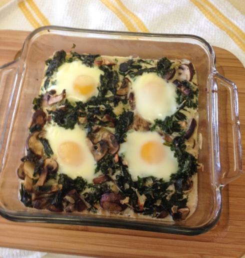egg bake 1